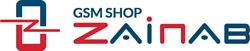 GSM Shop Zainab Logo